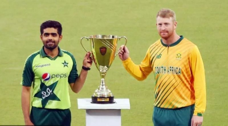 Pakistan vs South Africa 2021