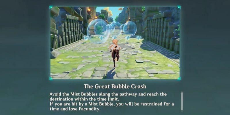 The Great Bubble Crash (Image via TSoul22, YouTube)