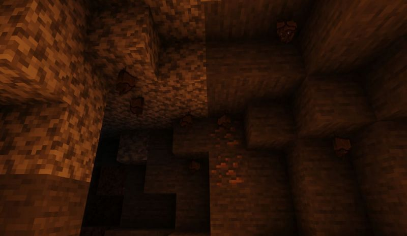 DYK: A group of bats is called a cauldron (Image via Minecraft)