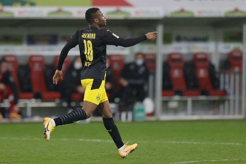 Youssoufa Moukoko will look to shine.at the U21 Euros.