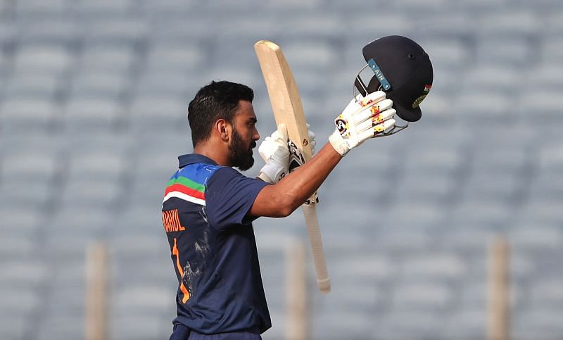 KL Rahul smashed his fifth ODI century during Friday