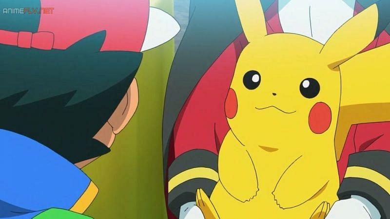 Pikachu (Image via The Pokemon Company)
