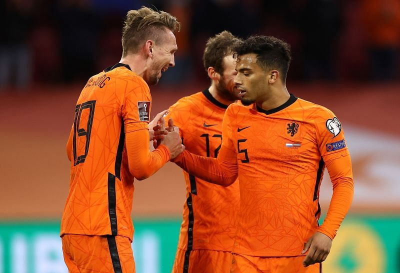 Netherlands beat Latvia 2-0 in their last game