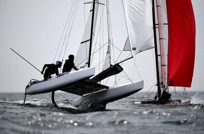 Sailing has a good chance to see India make its debut at the Tokyo Olympics