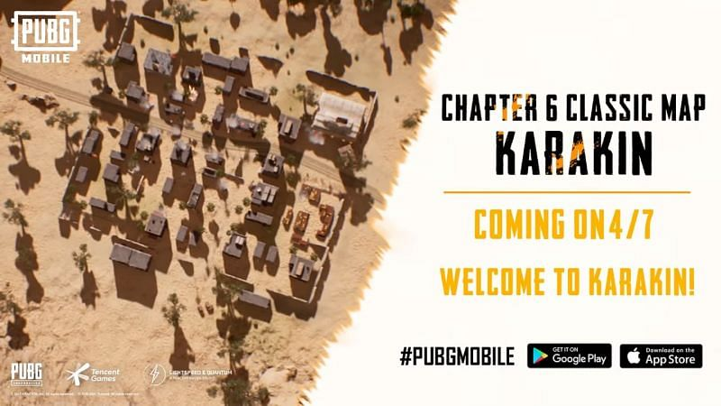 The new map has finally been announced (Image via PUBG Mobile)