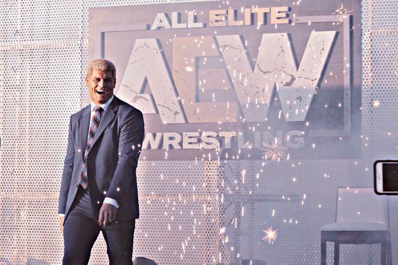 Cody Rhodes in AEW