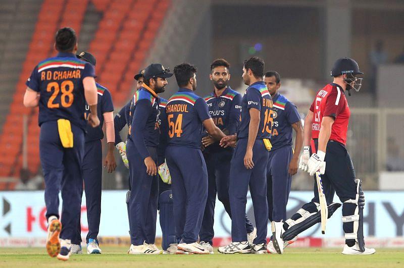 भारतीय टीम ने सीरीज को 3-2 से जीता