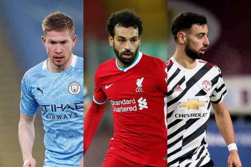 Is it time up for Mo Salah (C)?