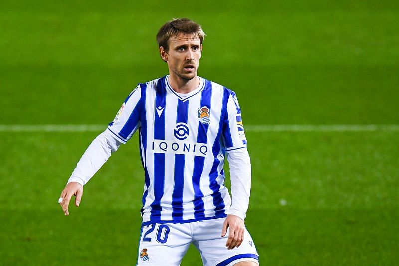 Nacho Monreal will be a huge miss for Real Sociedad