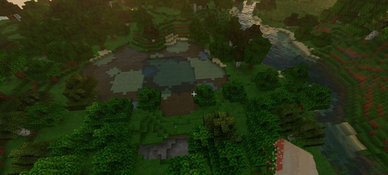 Image via Minecraft; Optifine 1.16.1