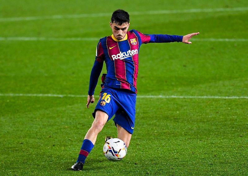 Pedri has starred for Barcelona this season