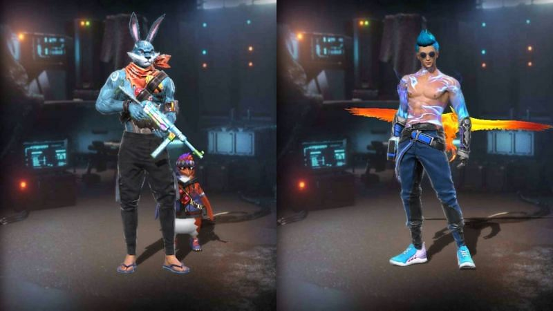 Garena Free Fire: Raistar vs Tonde Gamer