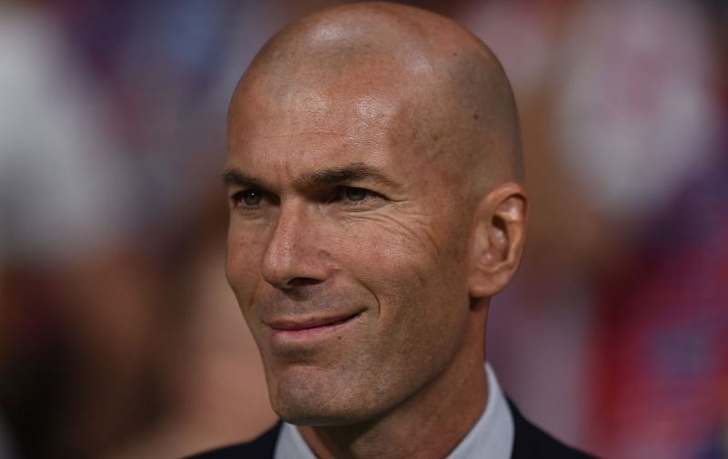 Real Madrid manager Zinedine Zidane could make additions to his squad in the summer