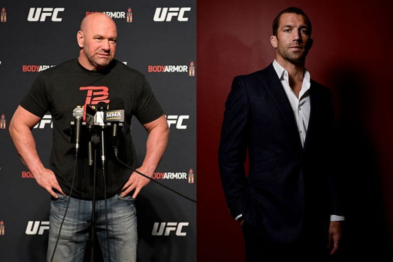 Luke Rockhold lashed out at Dana White for underpaying UFC fighters.