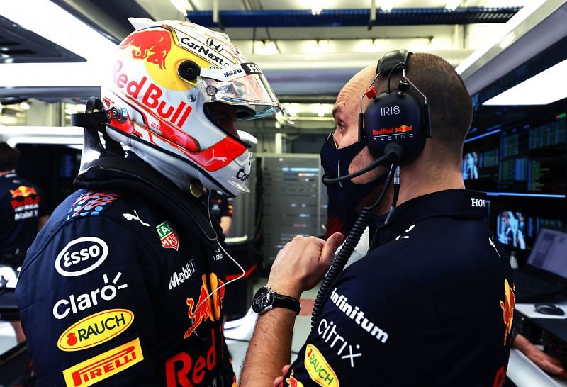 Red Bull and Max Verstappen had a solid pre-season test. Photo: Clive Mason/Getty Images