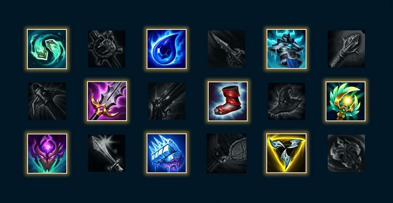 Trinity Force buffs coming in League of Legends patch 11.7 (Image via Riot Games)