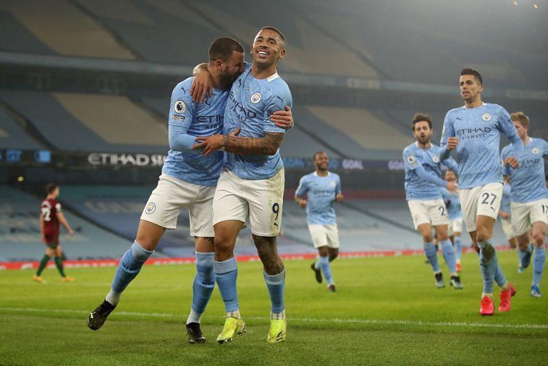 Manchester City vs Wolverhampton Wanderers - Premier League