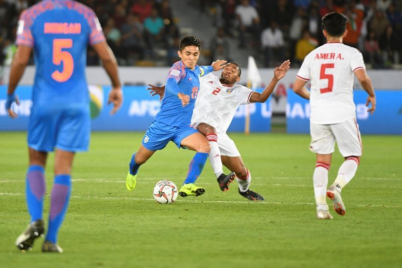 India succumbed to a 0-2 defeat to UAE in the AFC Asian Cup 2019 Group Stage.