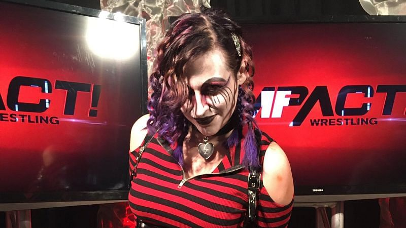 Rosemary would fit perfectly in the supernatural storytelling section of the WWE Universe