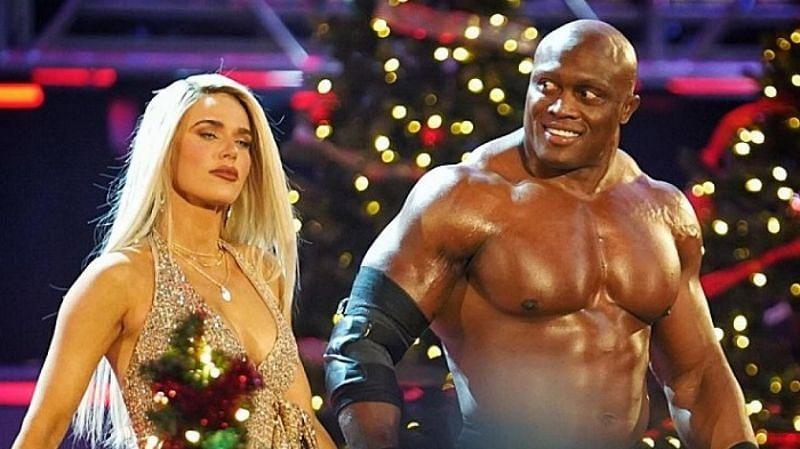 Lana sends heartfelt message to Bobby Lashley; WWE Champion responds