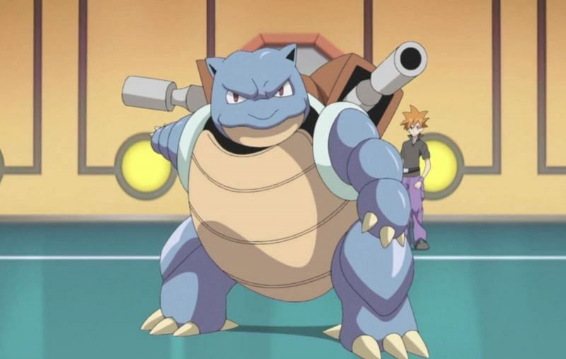 Blastoise (Image via The Pokemon Company)