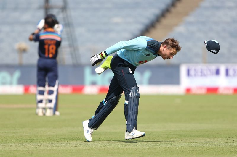 Jos Buttler led the England side won the second ODI to level the 3-match series at 1-1.