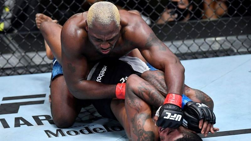 Derek Brunson outworked Kevin Holland at UFC Vegas 22.