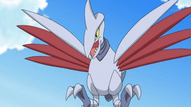 Skarmory (Image via The Pokemon Company)