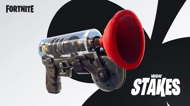 The Grappler Gun (Image via Epic Games)