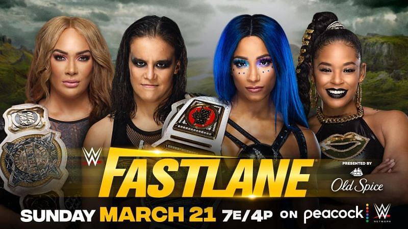 Both the teams should leave Fastlane with a focus on different rivalries.
