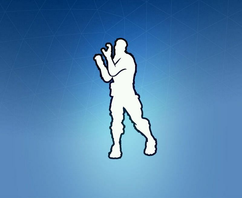 Paws and Claws Emote (Images via Epic Games)