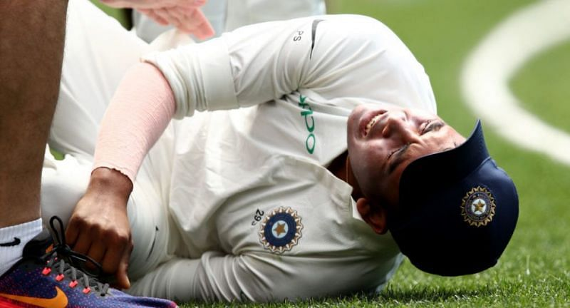 Prithvi Shaw has had his injury issues in his short career so far.