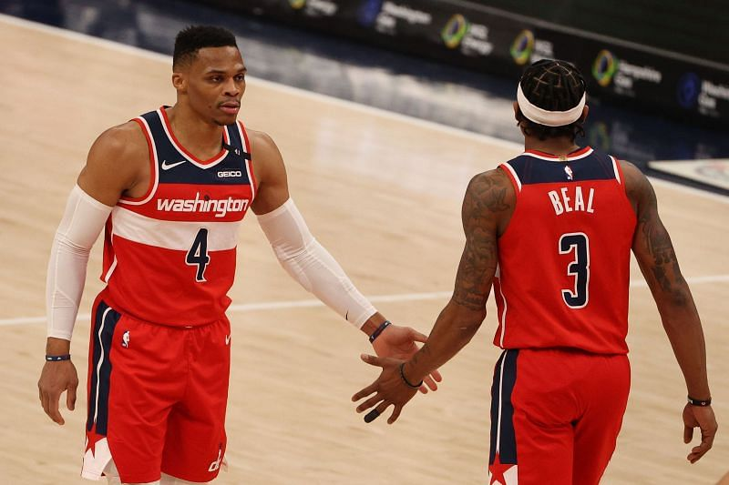 The Washington Wizards can make the playoffs this season.