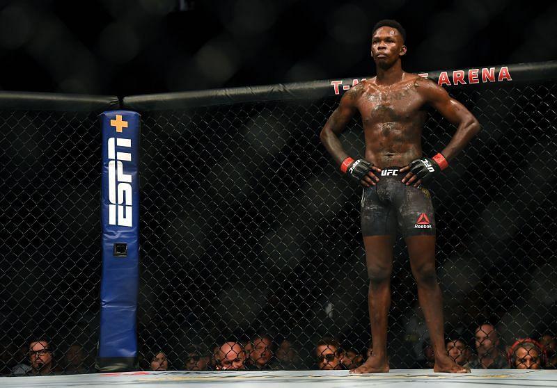 UFC 248 Adesanya v Romero