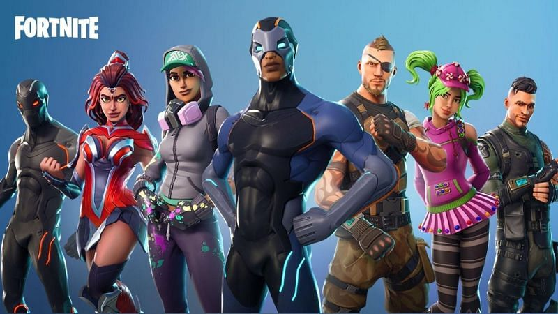 #RipFortnite is trending after Epic cracked down on wager matches (Image via Epic Games/Fortnite)
