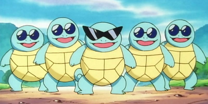 Squirtle Squad (Image via The Pokemon Company)