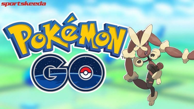 Niantic has hinted at a possible  Pokemon GO debut for Mega Lopunny in April (Image via Niantic)