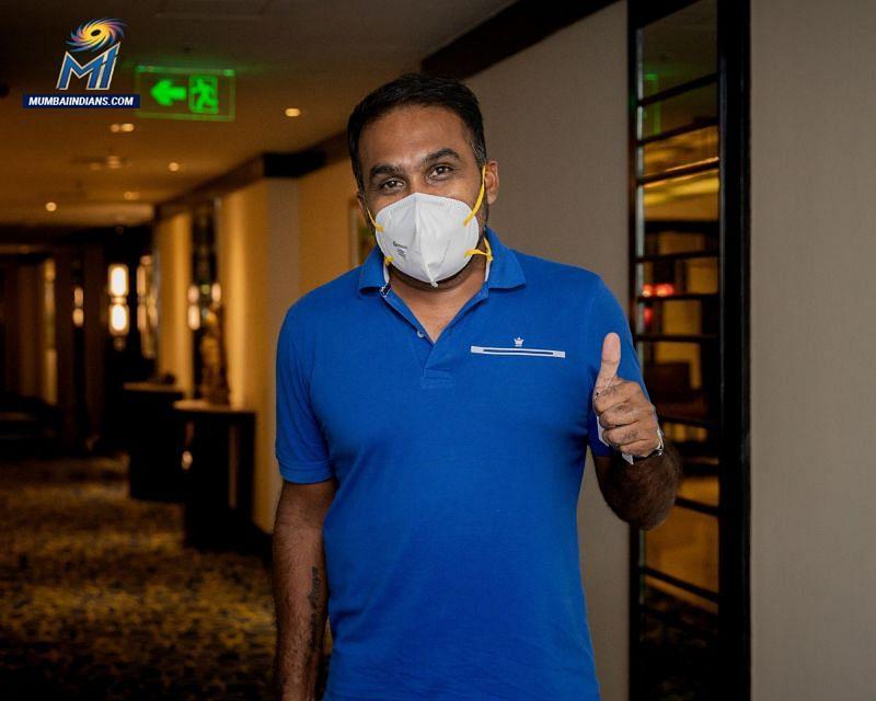 Mumbai Indians welcome their head coach ahead of the IPL