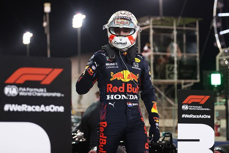 Max Verstappen notched up the first pole position of the 2021 season. Photo: Lars Baron/Getty Images.