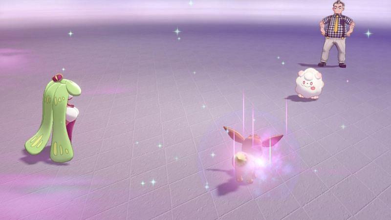 Aromatic Mist (Image via Game Freak)
