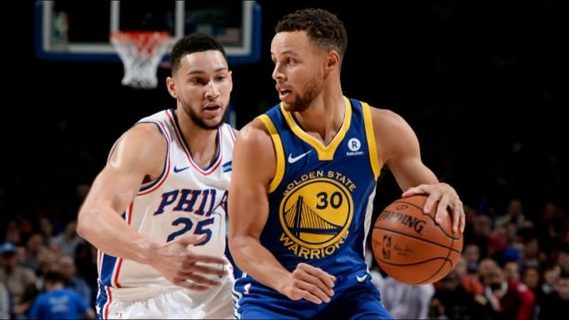 Philadelphia 76ers Vs Golden State Warriors Prediction And Combined Starting 5 March 23rd 2021