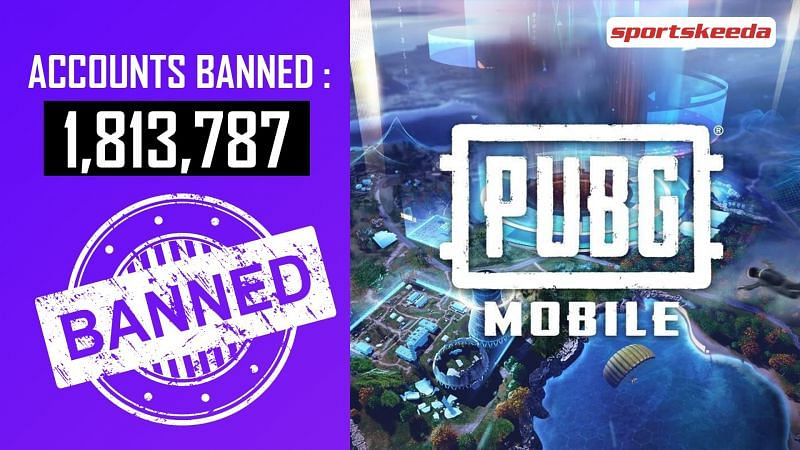 The PUBG Mobile anti-cheating report for the week gone by