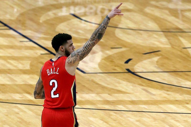 Lonzo Ball has dominated the NBA trade rumors lately