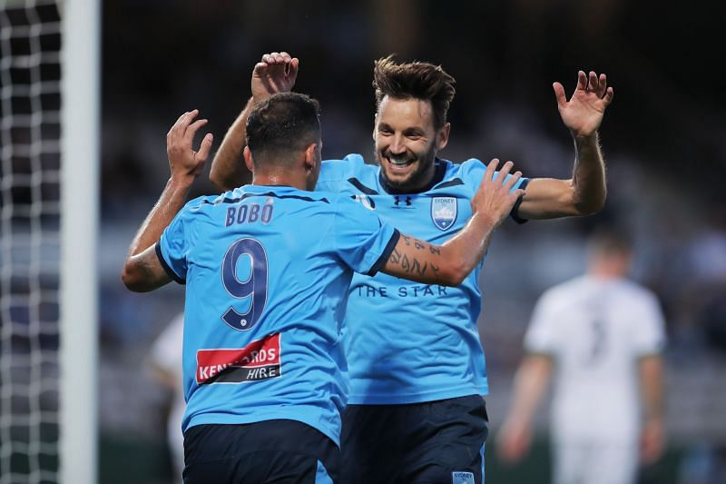 Sydney FC travel to Perth on Wednesday