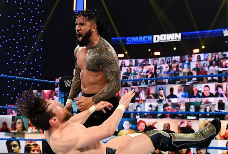 Main Event Jey Uso is set for another battle with Daniel Bryan on SmackDown
