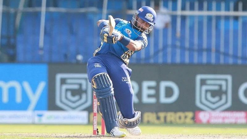 Krunal Pandya has been efficiently used as a floater by Mumbai Indians in the IPL.
