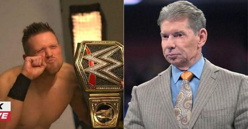 The Miz; Vince McMahon