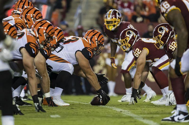 Cincinnati Bengals offensive line