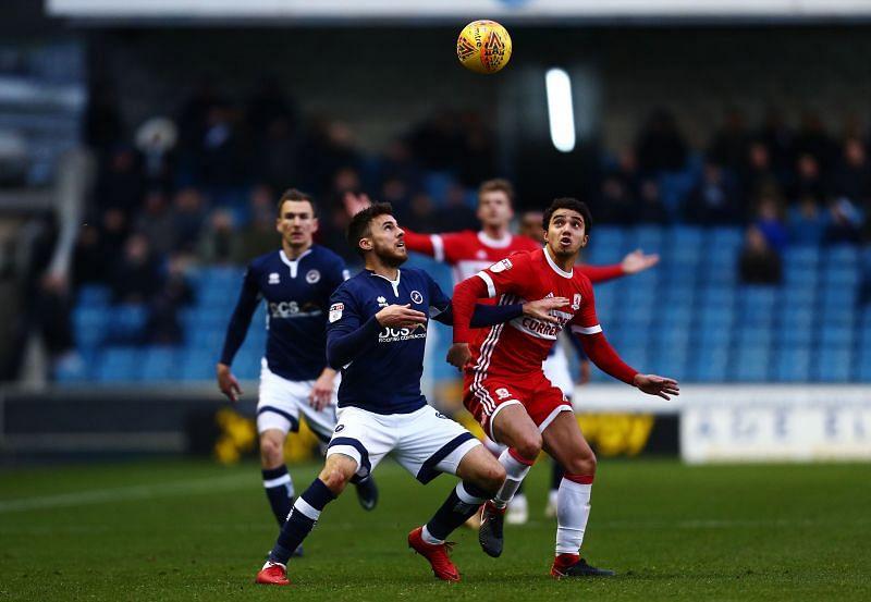 Millwall v Middlesbrough - EFL Championship
