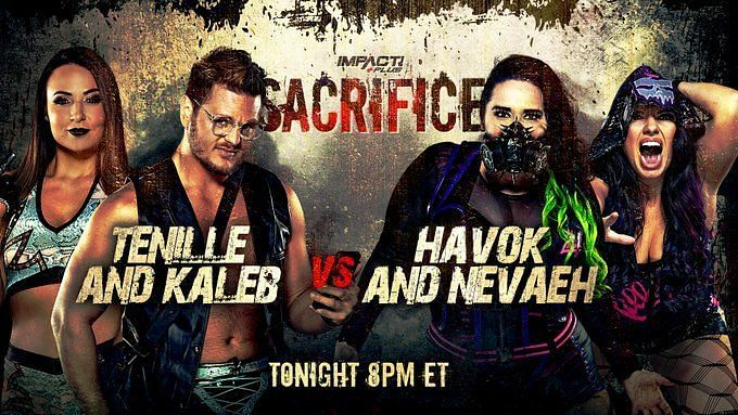 The Monsters of Mayhem look to finally move past Tenille and Kaleb